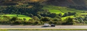 caravan delivery services