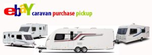 ebay caravan purchase pickup