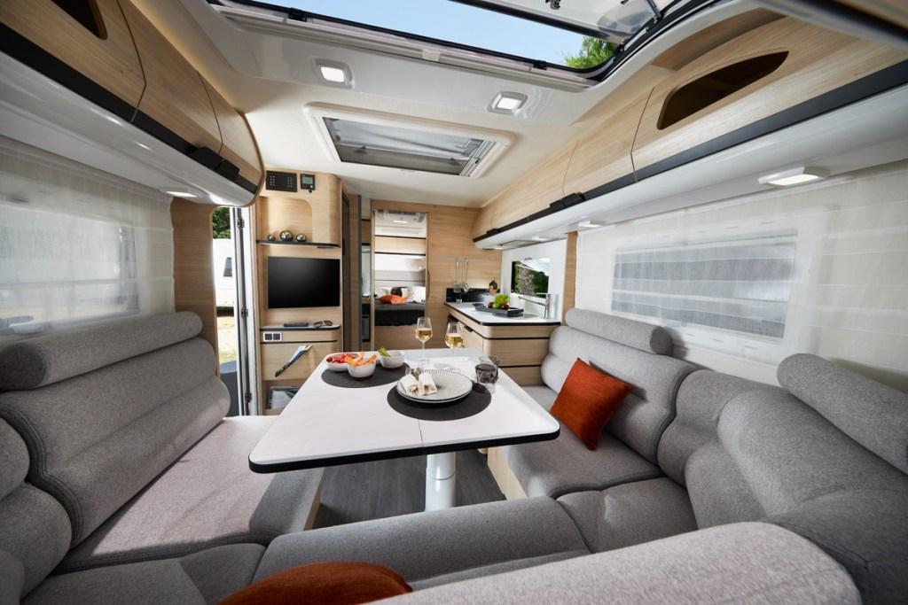 interior caravana Alize Sterckeman