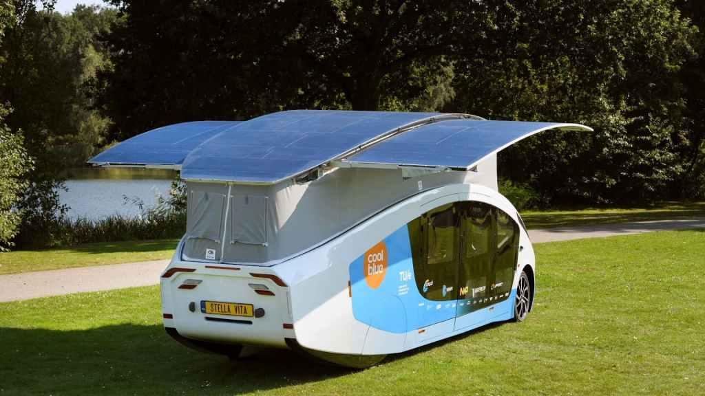 Stella Vita autocaravana solar