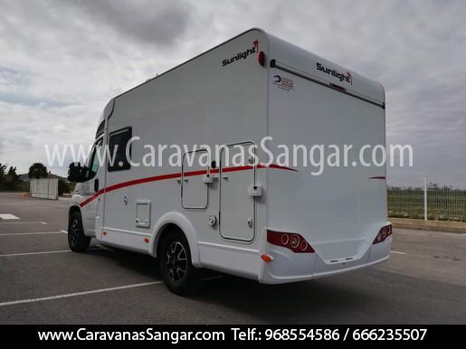 2020 Sunlight V60 140CV5