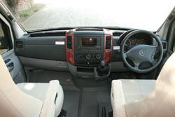 Adria Polaris Cab