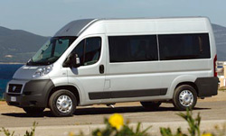 Fiat Ducato - best motorhome base vehicle