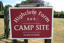 Highclere Farm Campsite