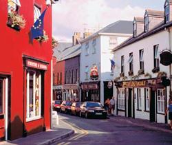 Kinsale in County Cork
