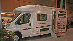Motorhome Kitchens Winner - Autocruise Starburst