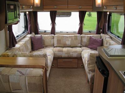 Bailey Pegasus II Ancona large lounge