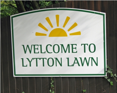 Welcome to Lytton Lawn