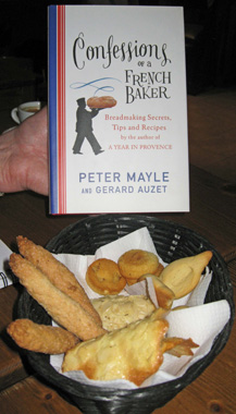 Book and Biscuits from Sol e Pan