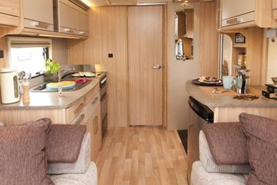 Coachman Pastiche Kitchen