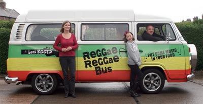 Reggae Reggae Bus
