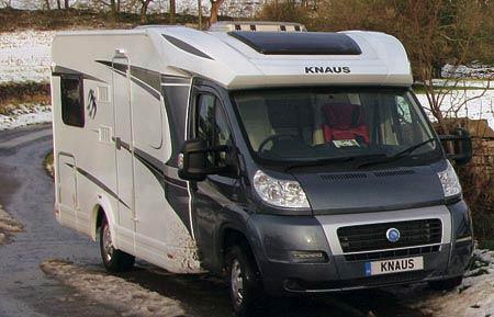 Knaus Sky TI 650 MF Exterior