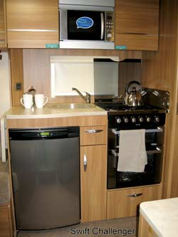 swift challenger kitchen