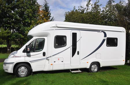 Beautiful 2013 Auto-Trail Tracker RB Review Move Onto An Island ...