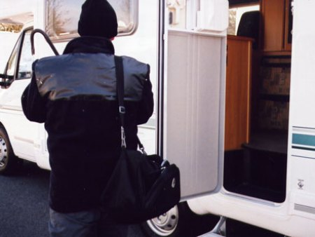 motorhome security and immobilisers