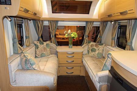 Elddis Compass Rallye 554 Lounge