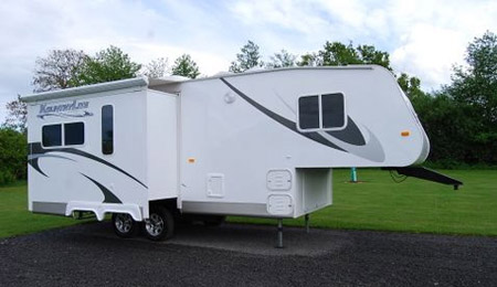 What are your thoughts on fifth wheel caravans?