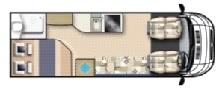 Auto-Sleeper Kingham floorplan