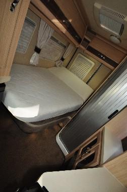 Auto-Sleeper Kingham sleeping area 2