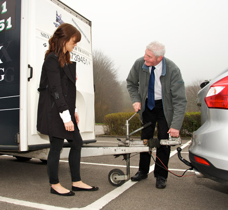 Beginner's guide to towing a caravan