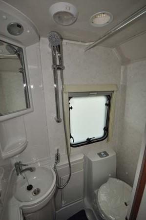 Lunar Ariva Shower Room