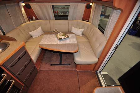 Hymer Nova 580 Lounge