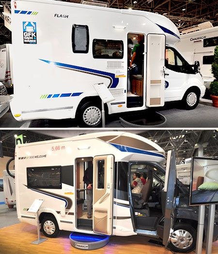 Chausson Flash