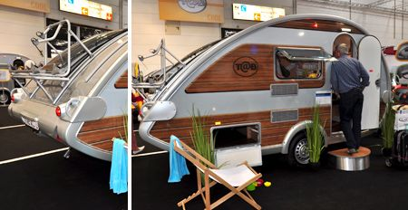 Top 5 caravan highlights from Dusseldorf