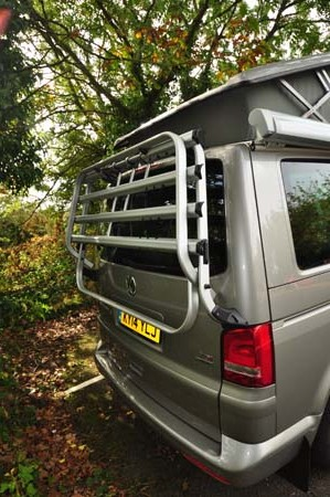VW California SE Boot Rack
