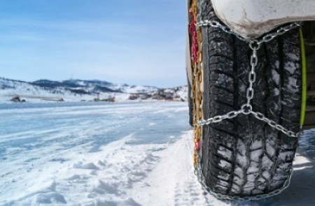 Get the best performance from motorhome tyres this winter