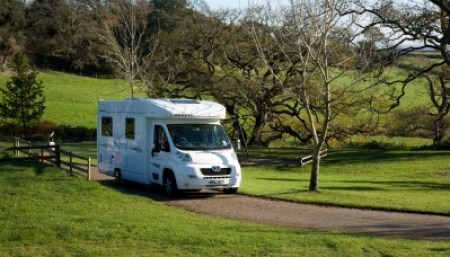 Common spring motorhome claims