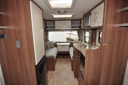 Lunar Venus 550 4 Interior Looking forward