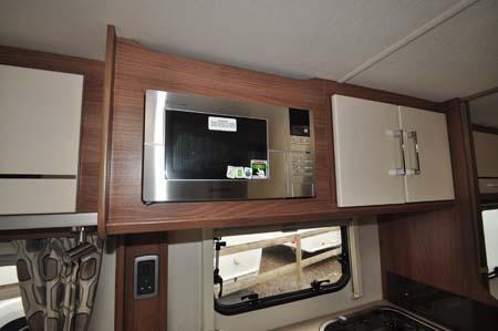 Lunar Venus 550 4 Microwave