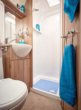 Pegasus Genoa washroom