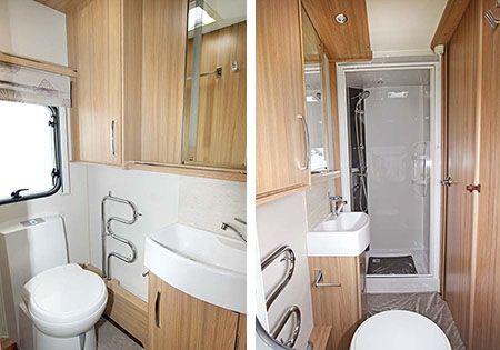 Coachman Pastiche Bathroom