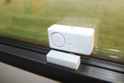 Milenco sleep window alarm