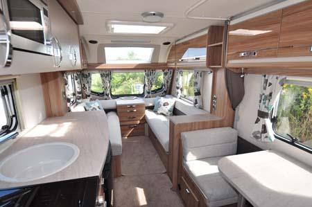 Swift Challenger 530 Interior 1