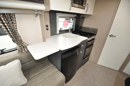 Sterling Eccles 480 Kitchen worktop