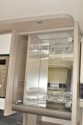 Sterling Continental 530 drinks cabinet