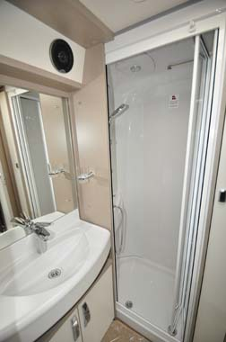 Sterling Continental 530 Shower