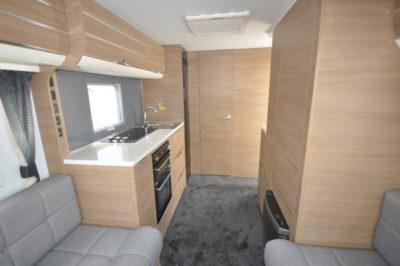 Adria Adora 432 DT Loire Interior looking back