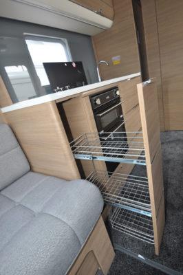 Adria Adora 432 DT Loire Storage