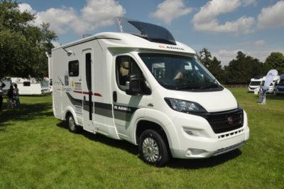 Adria Compact Plus SLS exterior