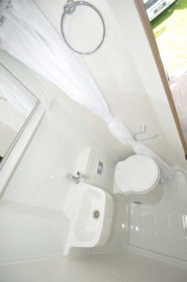 Autocruise Select 184 Washroom