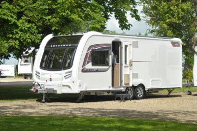Coachman Laser 675 exterior
