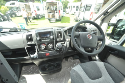 Swift Escape 664 Motorhome Cab