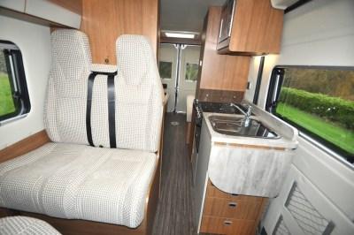 Auto Trail V-Line SE 636 Interior 2