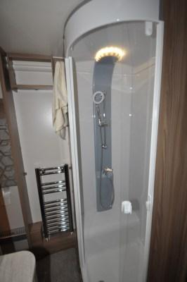 Swift Elegance 650 Shower