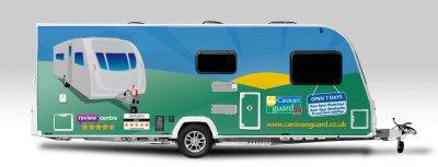 Caravan Guard caravan wrap