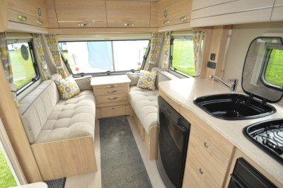 Elddis Xplore 554 Interior